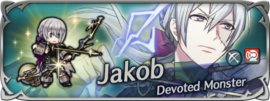 Hero banner Jakob Devoted Monster.png