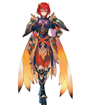 Minerva Red Dragoon Resplendent Face.webp