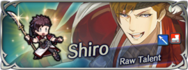 Hero banner Shiro Raw Talent.png