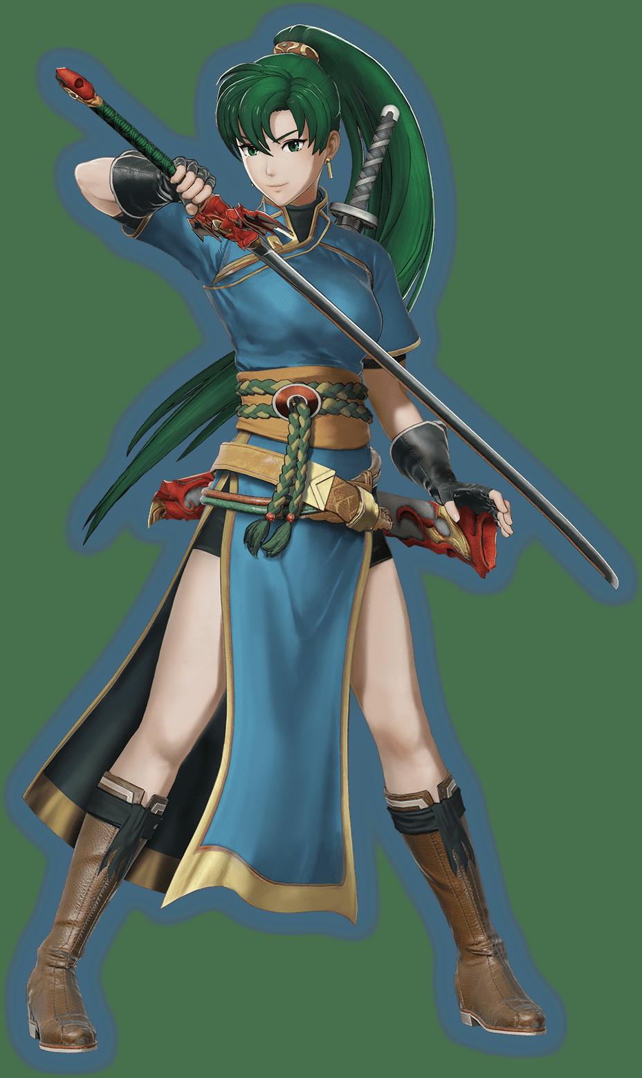 Lyn - Fire Emblem Warriors Wiki