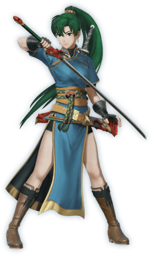 Lyn - Fire Emblem Warriors Wiki