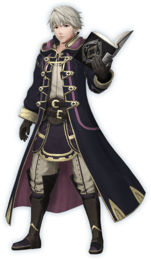 Robin (Male) - Fire Emblem Warriors Wiki