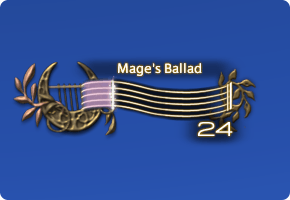 Song Gauge - Mage's Ballad
