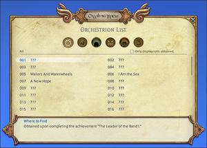 Orchestrion - Final Fantasy XIV: A Realm Reborn (FFXIV) Wiki