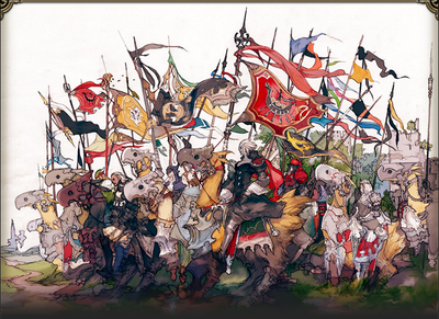 Grand Company - Final Fantasy XIV: A Realm Reborn (FFXIV) Wiki