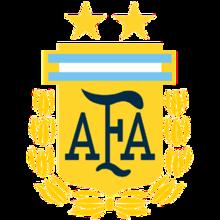 Argentina (National Team)logo square.png