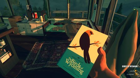 The Birds of Wyoming - Firewatch Wiki