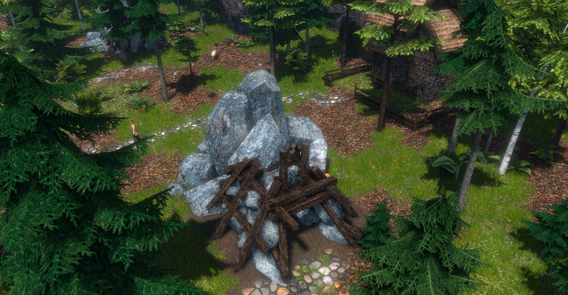 Official Life is Feudal: Forest Village Wiki