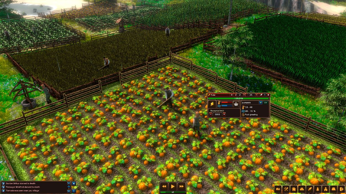 Field - Official Life is Feudal: Forest Village Wiki