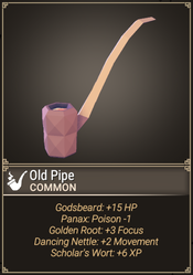 Old Pipe