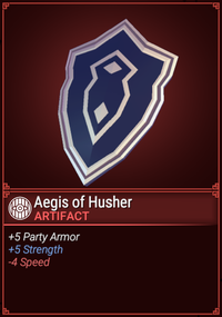 Aegis of Husher