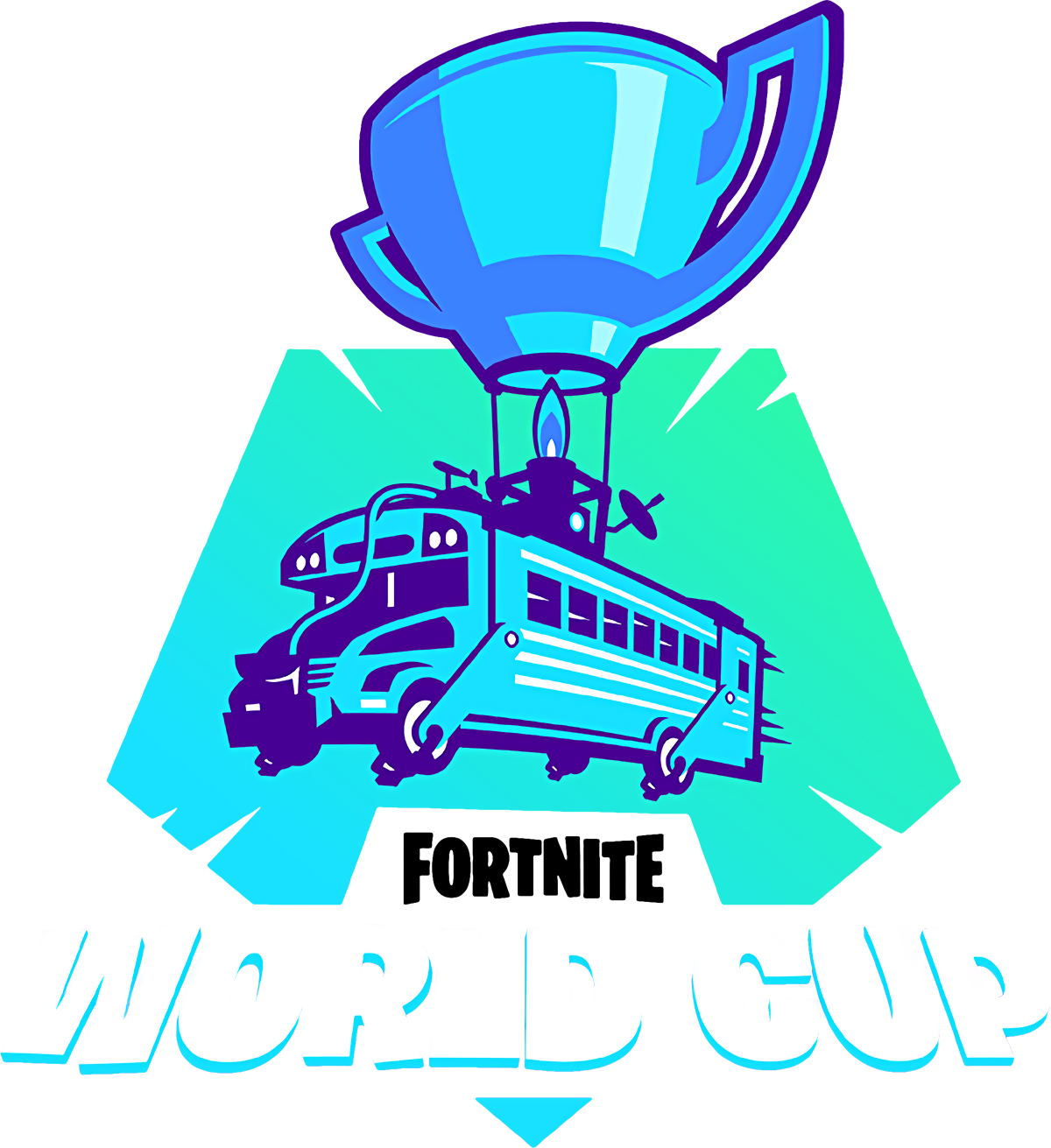 Rezultat iskanja slik za fortnite world cup transparent