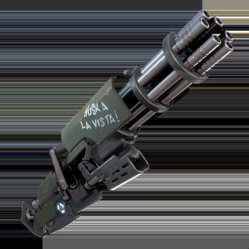 Minigun - Fortnite Wiki