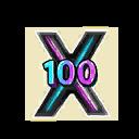 Season X Level 100Emoticon.png
