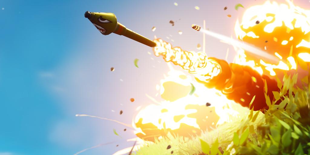 High Explosives Gamemode Fortnite Wiki