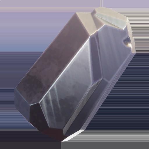 Silver ore icon - Guide to Materials