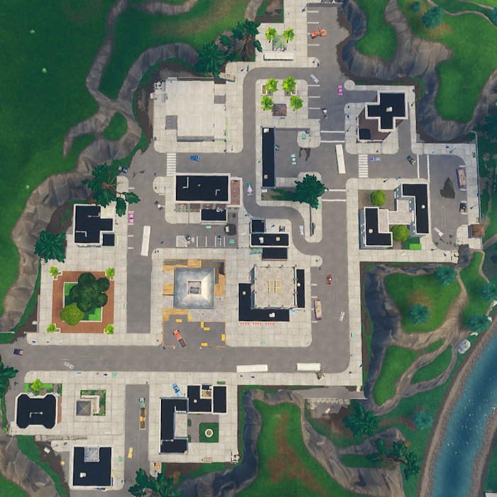 Tilted Towers/Mapping