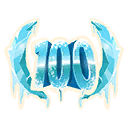 Season 7 Level 100Emoticon.png