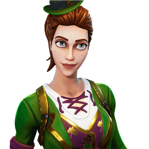Sgt  Green Clover (outfit) - Fortnite Wiki