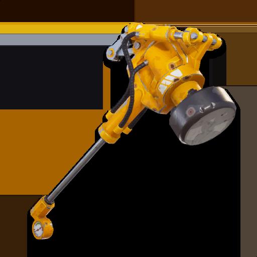 Hydraulic Sledge - Fortnite Wiki