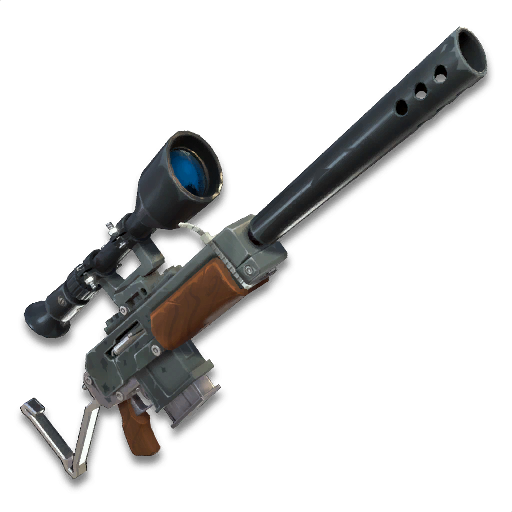 Semi Auto Sniper Rifle Fortnite Wiki