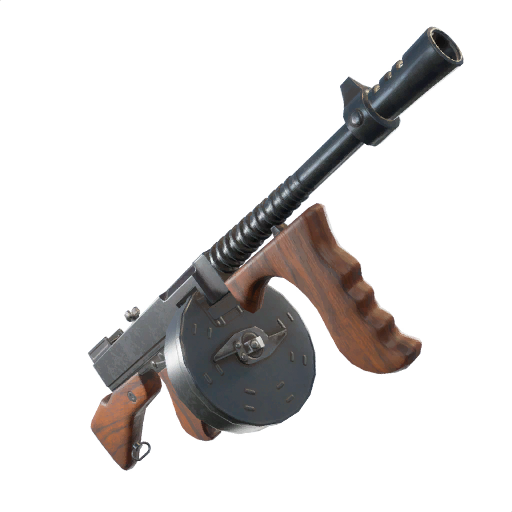 Drum Gun - Fortnite Wiki
