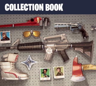 - collection book fortnite save the world