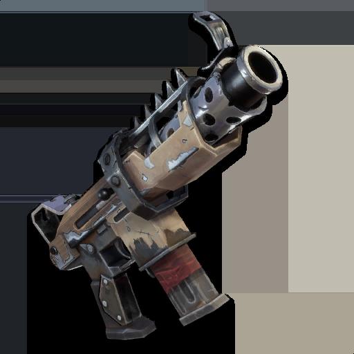 Tactical Submachine Gun - Fortnite Wiki
