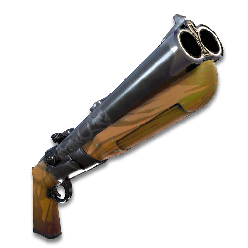 Double Barreled Shotgun Fortnite Wiki