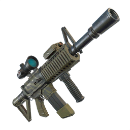 Thermal Scoped Assault Rifle Fortnite Wiki