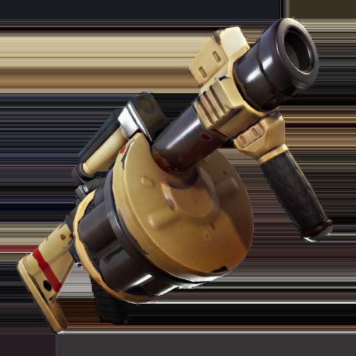 Grenade Launcher - Fortnite Wiki