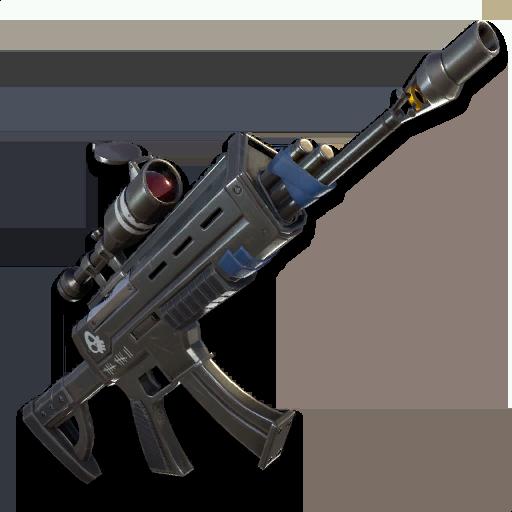 Scoped Assault Rifle Fortnite Wiki