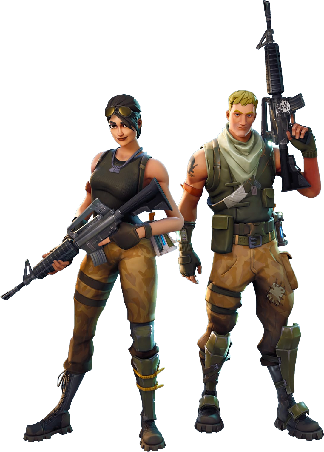 Soldier - Fortnite Wiki