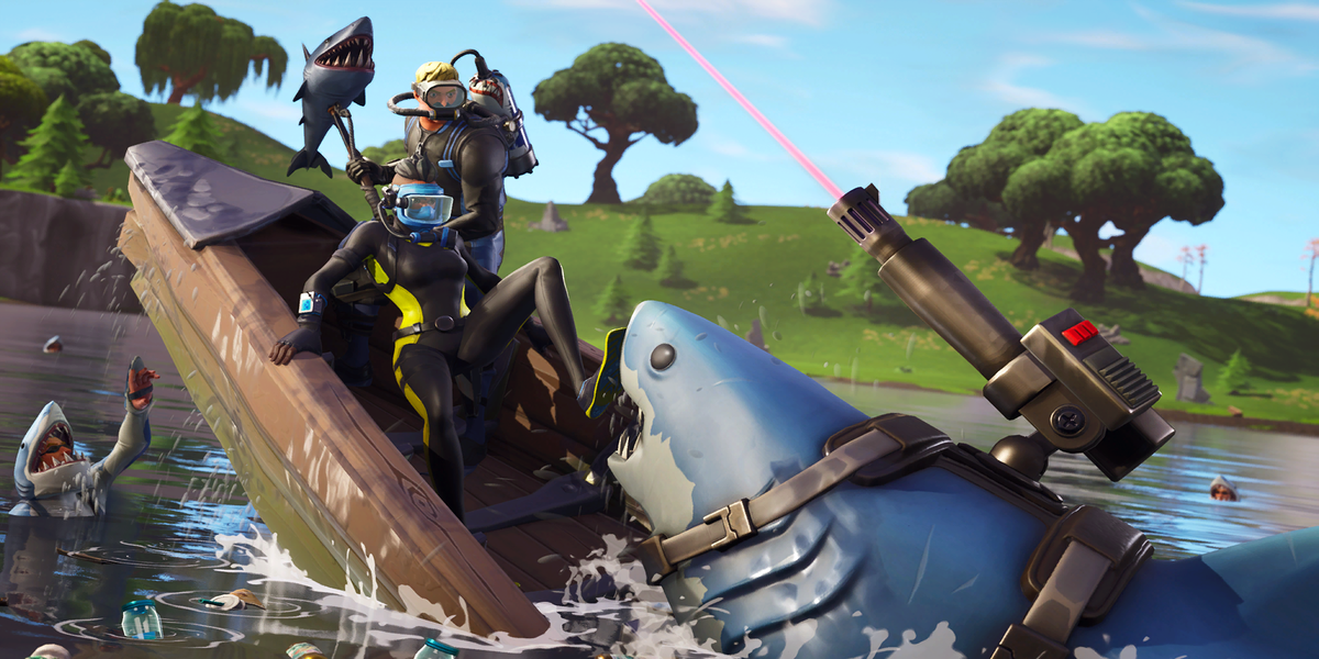 Chompmasters (loading screen) - Fortnite Wiki