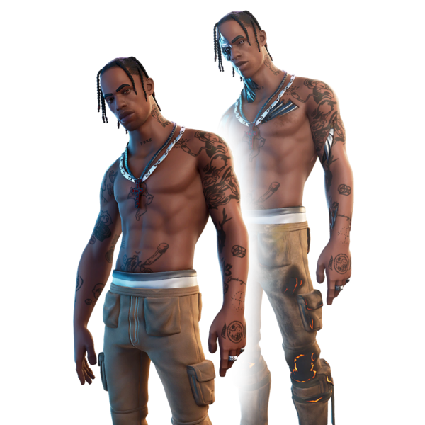 Travis Scott (outfit) - Fortnite Wiki
