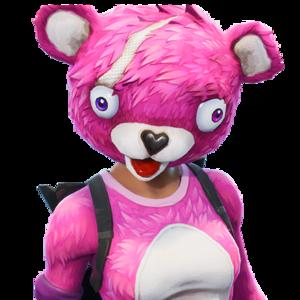 Wallpaper Fortnite Teddy Bear