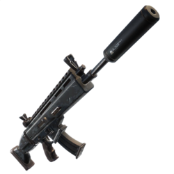 Suppressed assault rifle icon.png