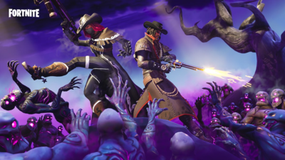 Fortnite 141 Patch Notes