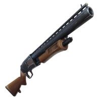 Legacy Pump Shotgun design