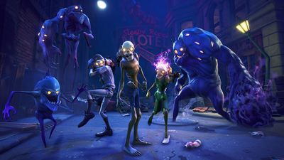 monsters from fortnite wiki - wie lange sind die server von fortnite down
