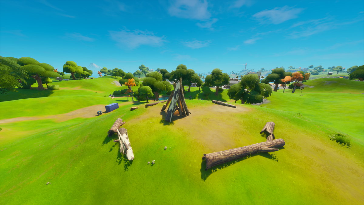 Timber Tent (POI) - Fortnite Wiki