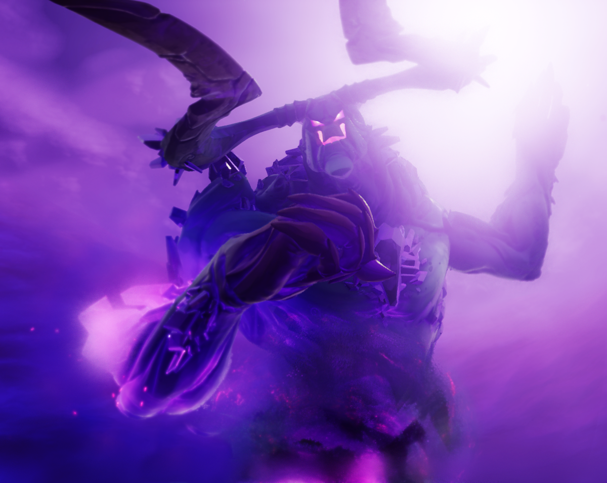Storm King - Fortnite Wiki