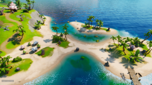 Coral Cove (POI) - Fortnite Wiki