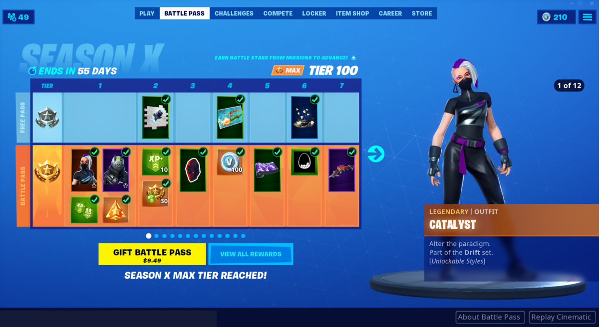 Battle Pass Fortnite Wiki