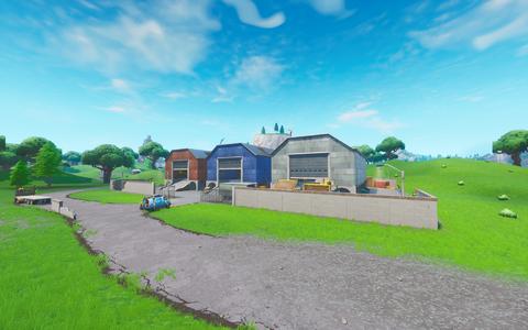 Dusty Depot - Fortnite Wiki