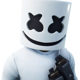 Marshmello Outfit Fortnite Wiki