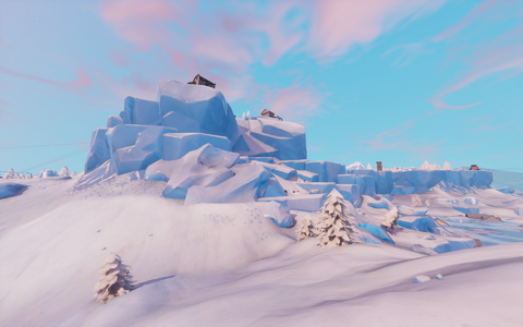 Polar Peak - Fortnite Wiki