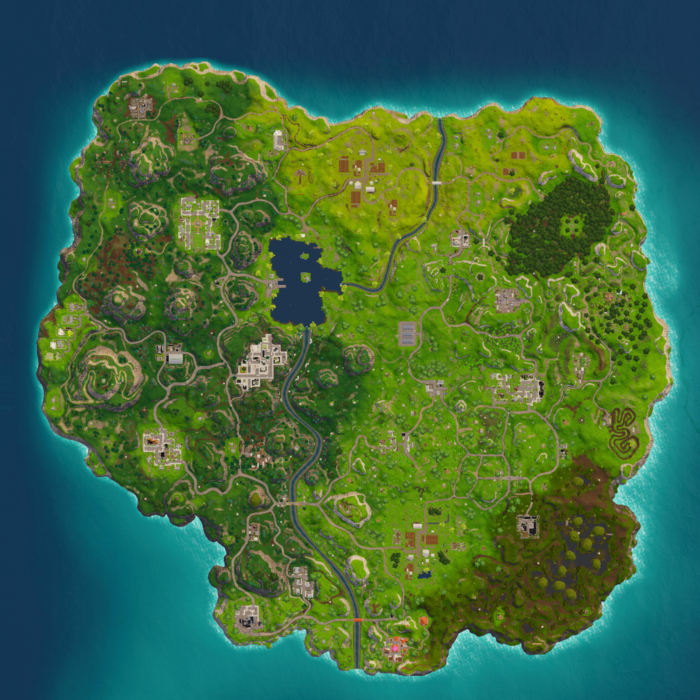 Battle Royale Map/Archive - Fortnite Wiki