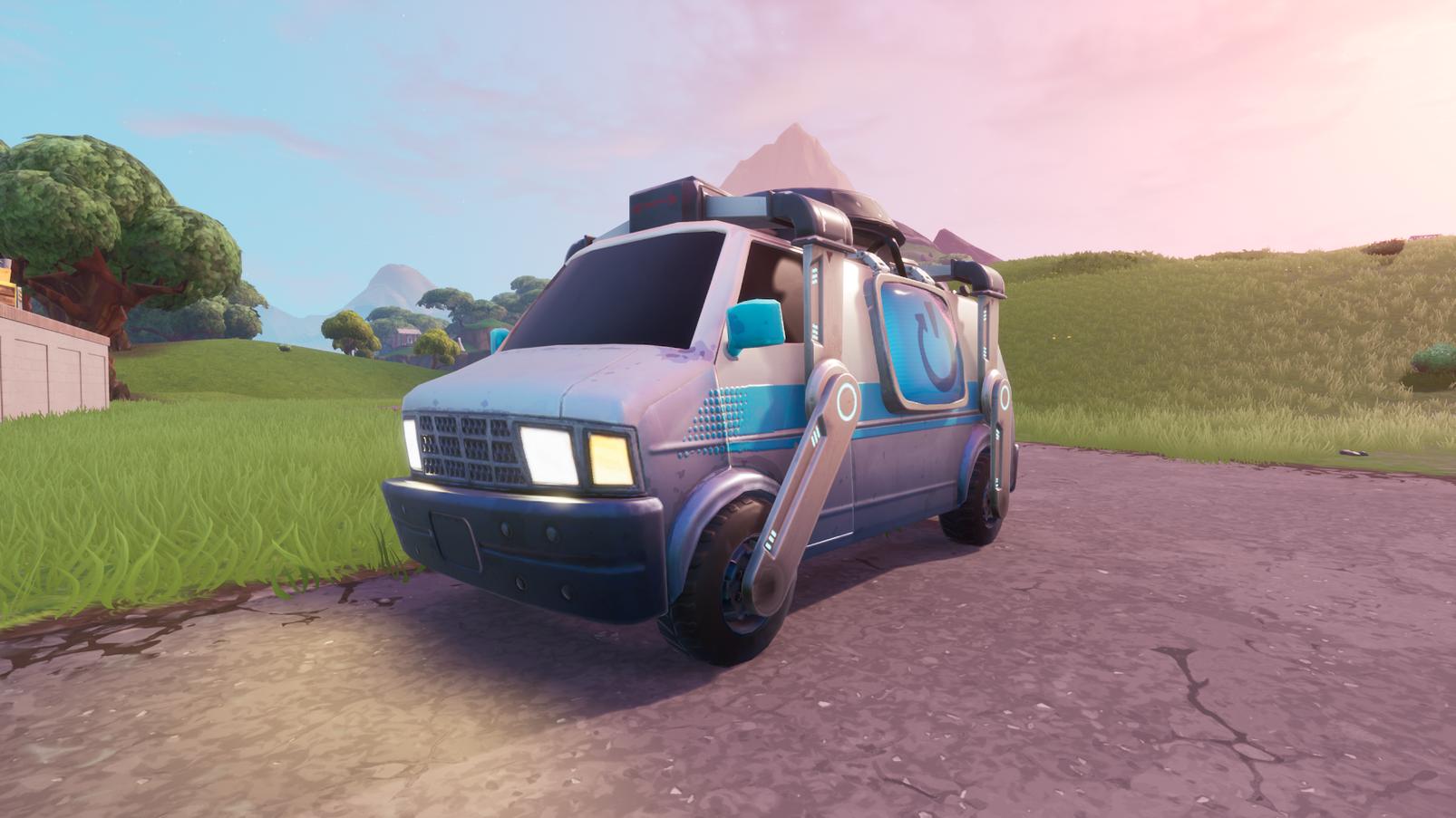 Reboot Van