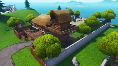 Snobby Shores Fortnite Wiki